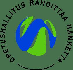 OPH  rahoittaa logo